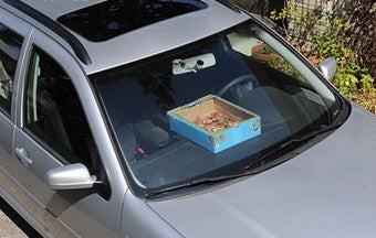 Use Your Car as a Food Dehydrator
