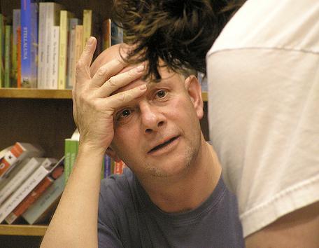 Nick Hornby Hates E-Books!