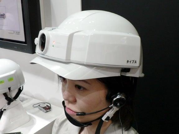 FOMA's Wireless Safety Helmet is Risky Peeping Tom's Best Friend