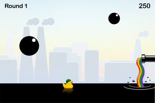 Duck vs BP iPhone App Has its Heart in the Right Place