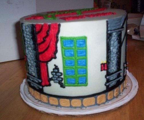 Castlevania Cake