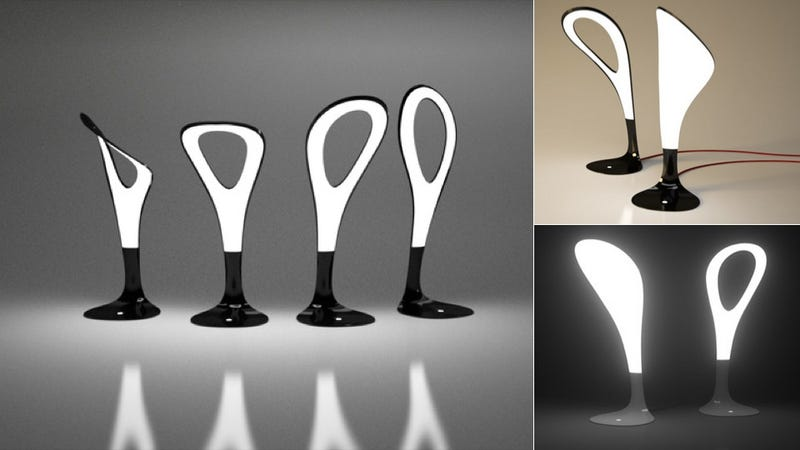 The Perfect Task Lamp Lets You Mold Its Light to Your Liking