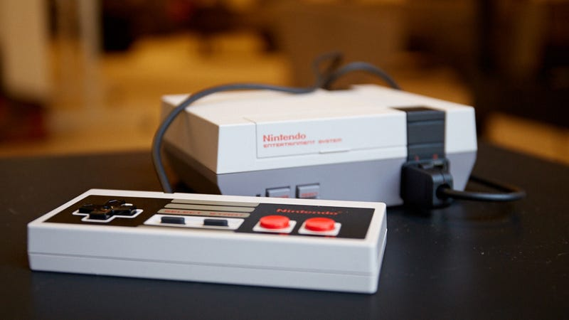 The NES Classic Edition Is Everything You Want It to Be