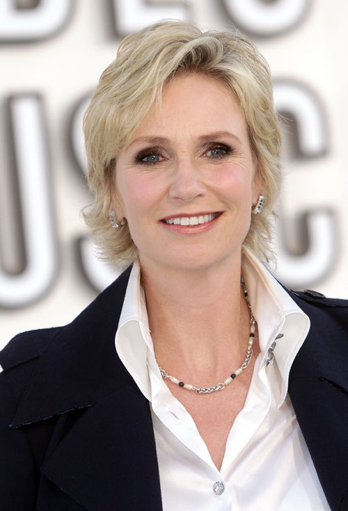 Jane Lynch Talks To Ellen About Being Gay In Hollywood