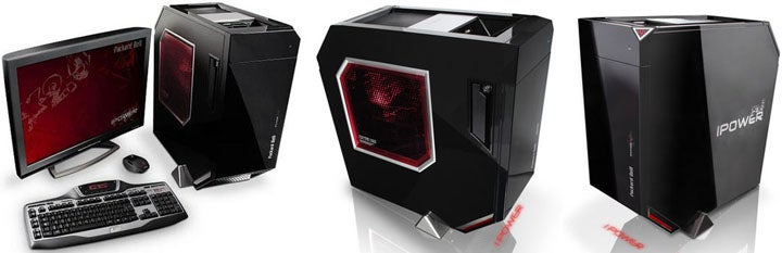 Packard Bell (!?) Launches Gaming Desktop Line