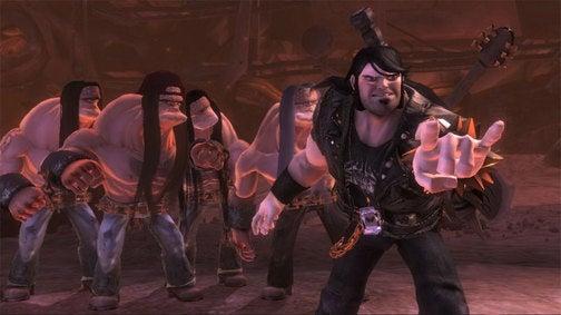 Brütal Legend Adds 4v4 Multiplayer Skirmish To Set List