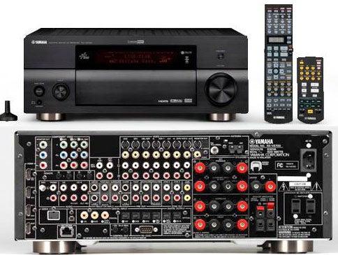 yamaha rx v2700 and rx v1700 hdmi receivers