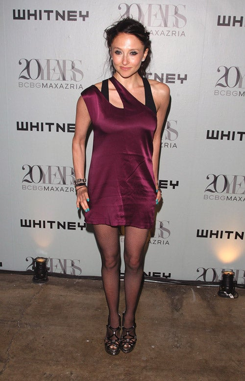 Whitney Art Party Brings Out Dangerously Artistic Clothes,