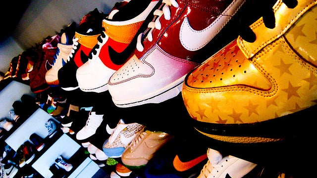 Shop for Shoes in the Afternoon to Find the Best Fit