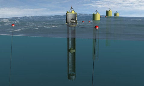 Wave Farming for Power is Going Commercial in California