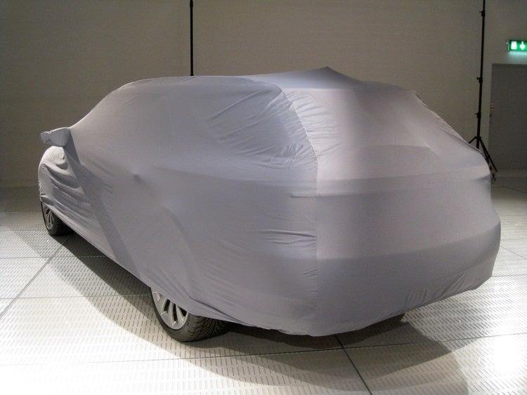 2010 Saab 9-5 Wagon Teases In Slinky Car Cover