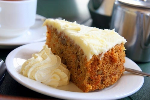 Make the Delicious Carrot Cake They Serve on Rikers Island