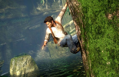 Uncharted: Drake's Fortune 160GB PS3 Priced, Dated for North America