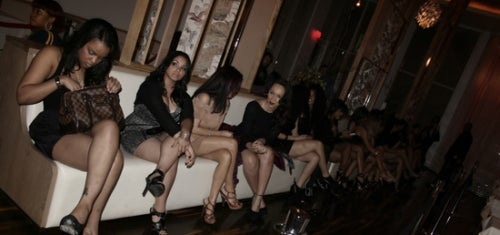 When Lebron Throws A Party, Ladies Expose Their Upper Thighs