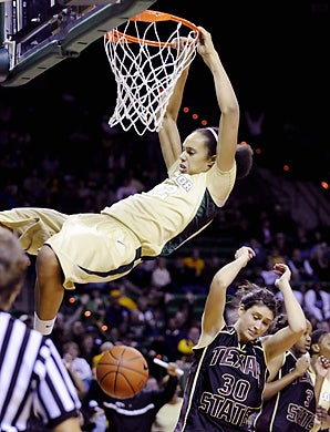 Shall I Compare Thee To A Tetherball? Analogizing Baylor's Brittney Griner