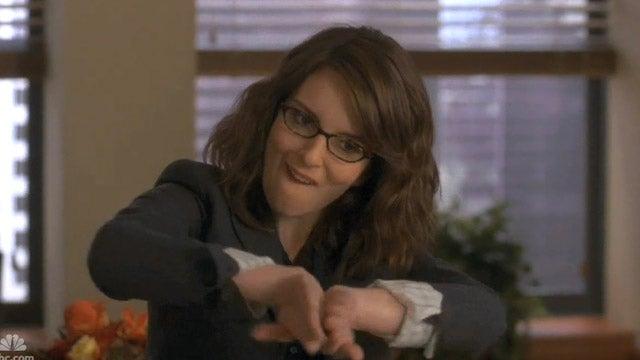 Liz Lemon Says a Lot of Good Shit