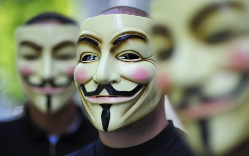 Victim Responds to Latest Anonymous Hack: 'I Am a Supporter of Anonymous'