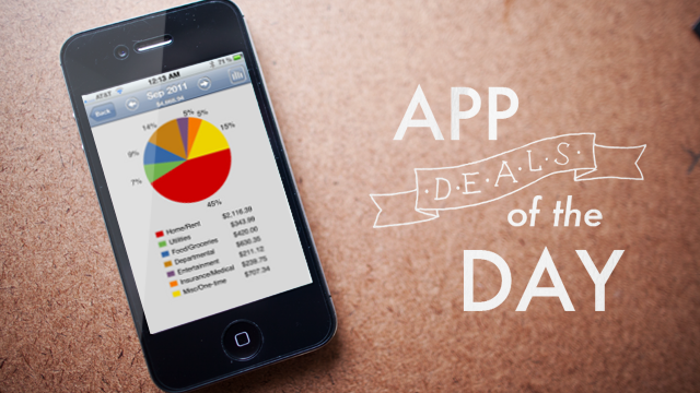 Daily App Deals: Get HomeBudget with Sync for iOS for Only $2.99 in Today's App Deals