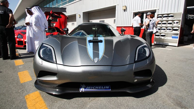 COTD: Koenigsegg Edition