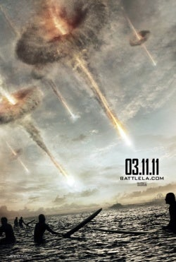 New Battle Los Angeles poster