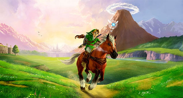 Ocarina Of Time Speedrun Record Beaten With Near-Perfect Game