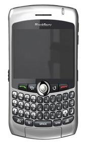 BlackBerry 8300 Goes All Curve-y