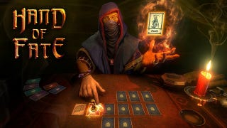 You Should Try: Hand of Fate