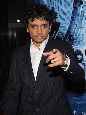 M. Night Shyamalan is hatching another secret, twisty movie