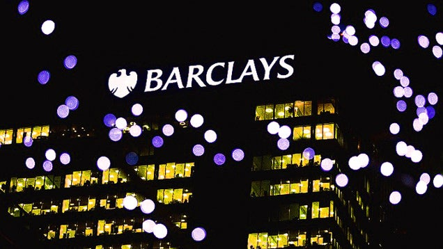 """Barclays' """"Dark Pool"""" Trading Scandal Sounds Bad, Because It Is Bad"""