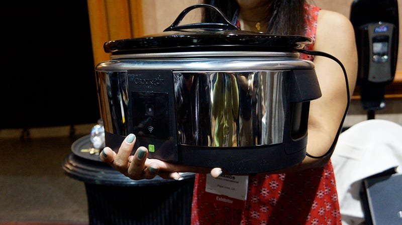 This Smart Crock Pot Makes Using a Slow Cooker Even Lazier