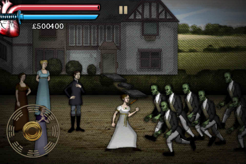 Pride & Prejudice & Zombies & Video Games