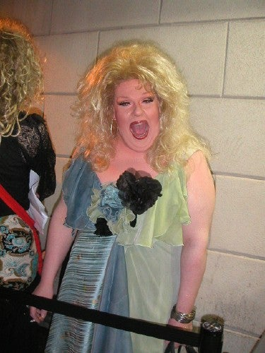 Fighting Off Wig-Stealing Drag Queens At 'Night Of A Thousand Stevies'