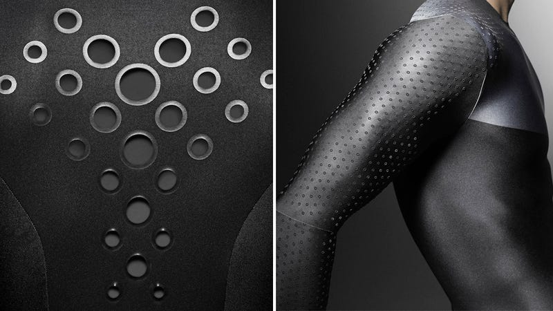 Nike's Dimpled Tracksuits Could Help Athletes Shatter World Records At This Summer's Olympics