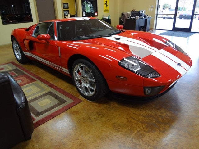 Ford GT with Eleven Miles