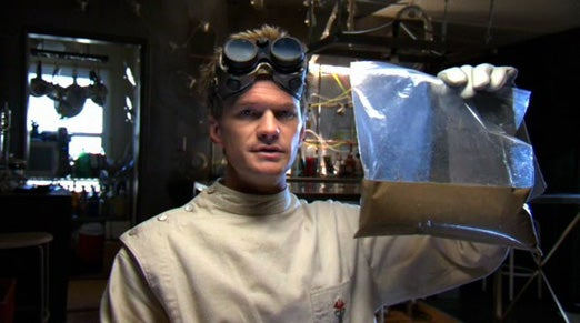 Dr. Horrible's Freeze Ray Will Stop the World