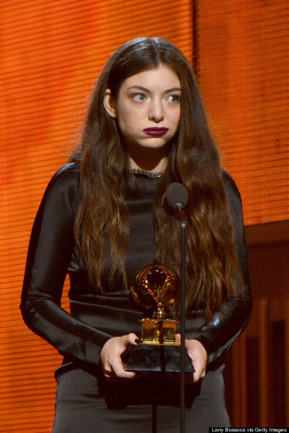 It is discouraging to watch the internet try to process Lorde
