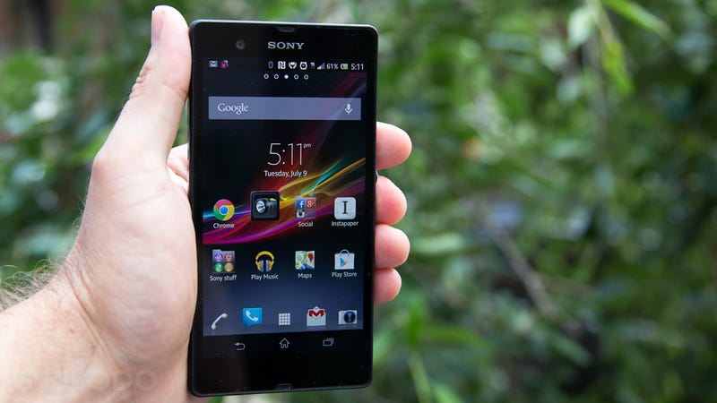 Sony Xperia Z Review: The Manic Pixie Dream Girl of Phones