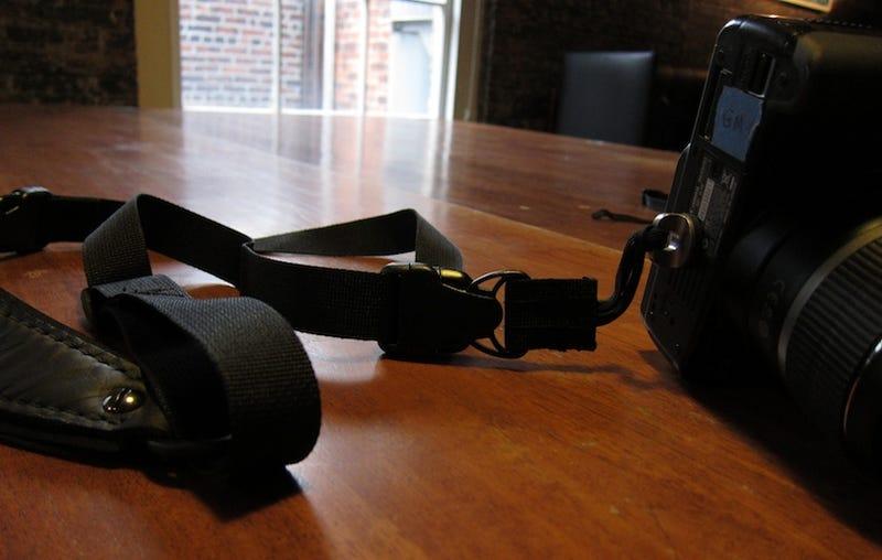 Lumaloop Camera Strap Review: Sling Shooting