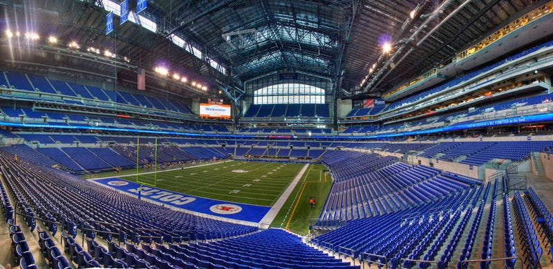 Colts And Packers Avoid Blackouts Thanks To Corporate Charity