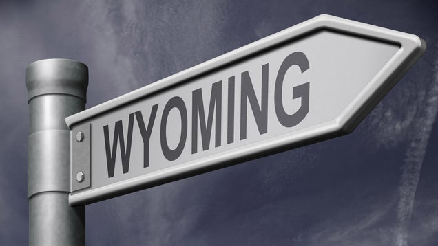 Wyoming Will Have the Last Laugh When Doomsday Comes and We're All Trying to Move There