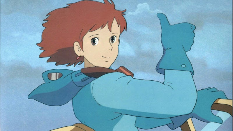 Is Nausicaä Using an iPad? Wonders Japanese Site