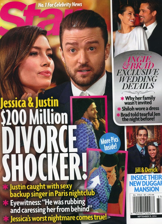 This Week's Tabloids Were the Worst of the Year