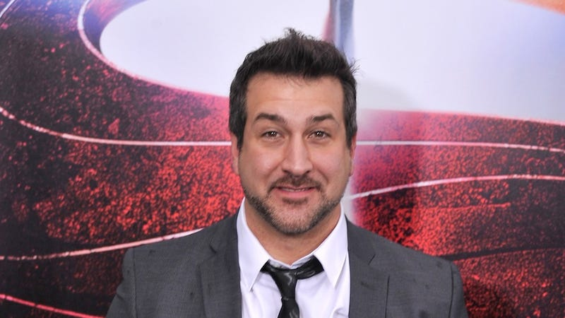 Joey Fatone Probably Farted During the VMAs