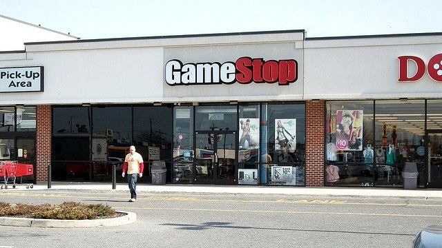 GameStop No Longer Selling PSP Games In 25% Of U.S. Stores