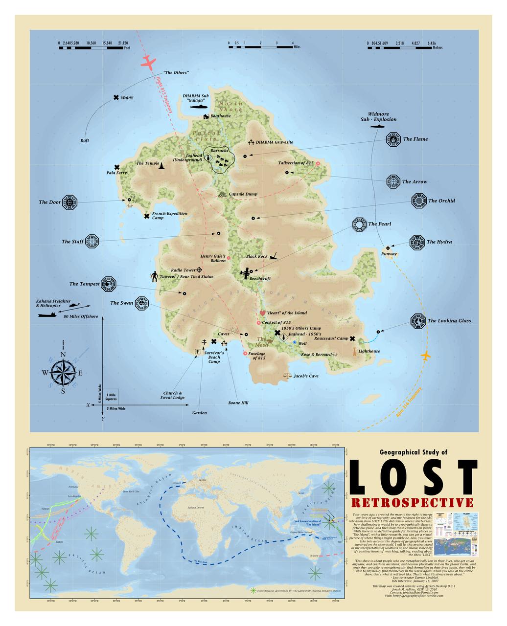 Lost Island - Mobil6000