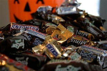 The Real Meaning Of Halloween: Candy, Candy, Candy!