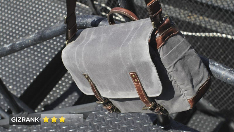 ONA Union Street Lightning Review: A Camera Bag More Fashionable Than Functional