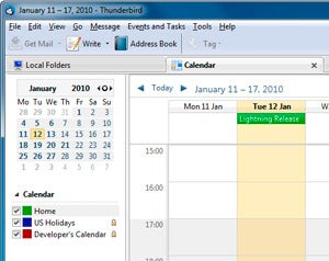 Five Best Desktop Calendaring Applications