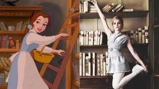 Emma Watson to Play Disney Cartoon Who Won't Stop Singing About Books