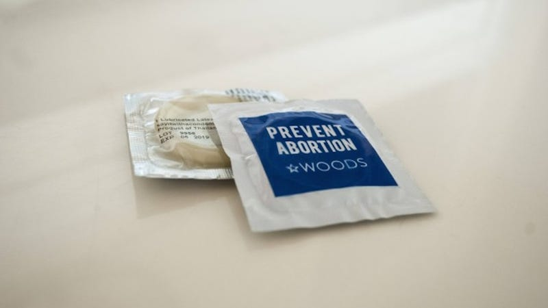 Congressional Candidate Trolls Anti-Choice Group With Condoms